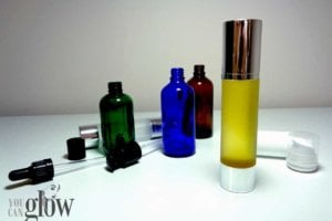 Creating The Perfect DIY Face Oil Moisturizer