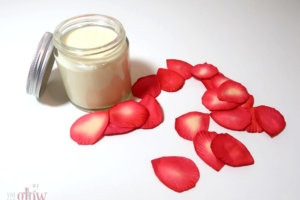 A DIY Face Moisturizer That Would Be Too Expensive To Buy In Store